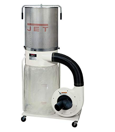 Jet DC-1200VX-CK1 Dust Collector 2HP 1PH 230-Volt 2-Micron Canister Kit