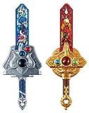 妖怪ウォッチ 妖聖剣シリーズEX DXエンマブレード 妖聖剣&DXカイラ蛇王剣 妖聖剣