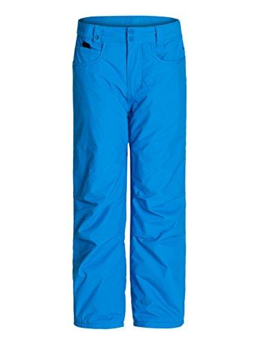 Quiksilver Jungen Snowboard Hose State Y Pants, Brilliant Blue, S