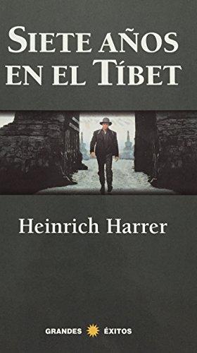 Siete años en el tibet (Istorio Barregarriak)