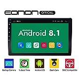"""eonon 2din Android 8.1 25,65cm 10,1"""" LCD Indash Car Digital Audio Video stéréo..."""