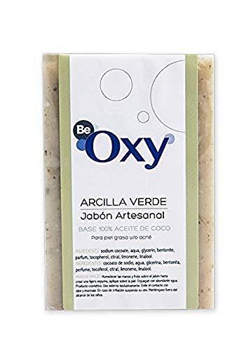 Beoxy Jabon Arcilla Verde 100 g