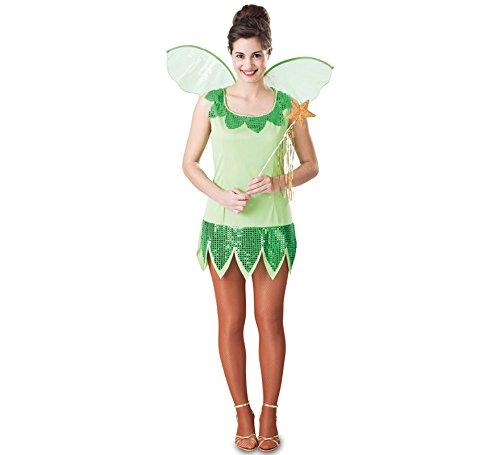 Fyasa 706007-t04Tinkerbell costume, grande