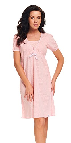 DN, Nachthemd, TCB.9393, Sweet.pink, Gr. S
