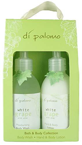 Di Palomo - White Grape and Aloe - Bath & Body Collection
