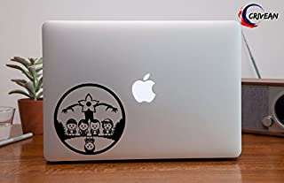 Stranger Things Vinly Sticker - Mac - iPhone - PC - Car -> by Crivean