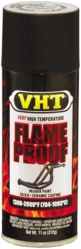 Dupli-Color Flame Proof Black