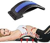 Geagodelia Rückenstrecker Rückendehner Ergonomisch designter Rücken-Trainer Rückenmassage Wirbelsäulenstrecker Gegen Verspannung und Rückenschmerz...
