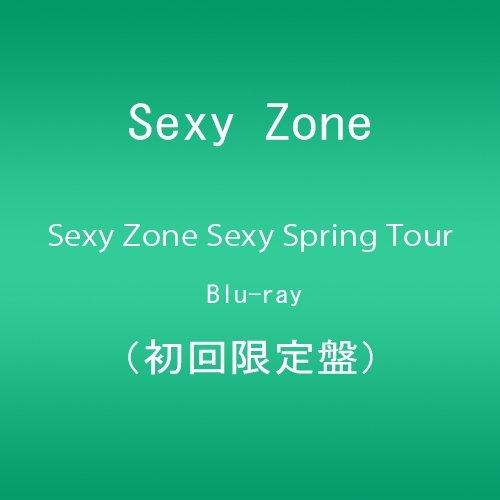 『Sexy Zone Sexy Power Tour(Blu-ray 初回限定盤(1枚組))』のトップ画像