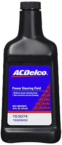 ACDelco 19329450 Power Steering Fluid - 16 oz