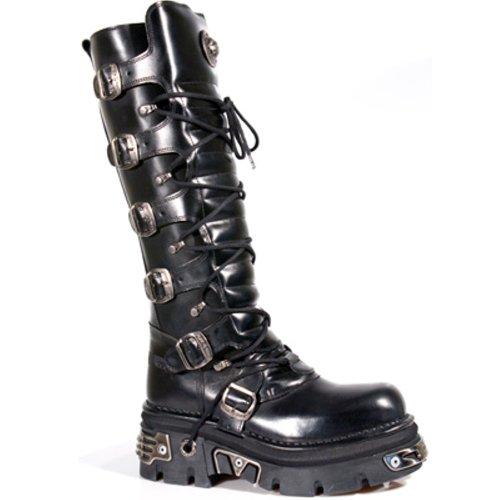 New Rock Boots Unisex Stiefel - Style 272 S1 schwarz 45 EU
