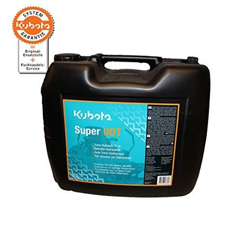 Wallentin & Partner (8,48 EUR/l Original Kubota Getriebeöl, Hydrauilkoel Super UDT 20L Mehrbereichsöl