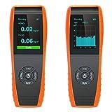 lkc-1000s + Air Quality detector professionale di temperatura e umidità monitor accurati test Formaldebyde con particelle pm2,5/PM10 Hcho/Aqi/misuratore di qualità dell' aria