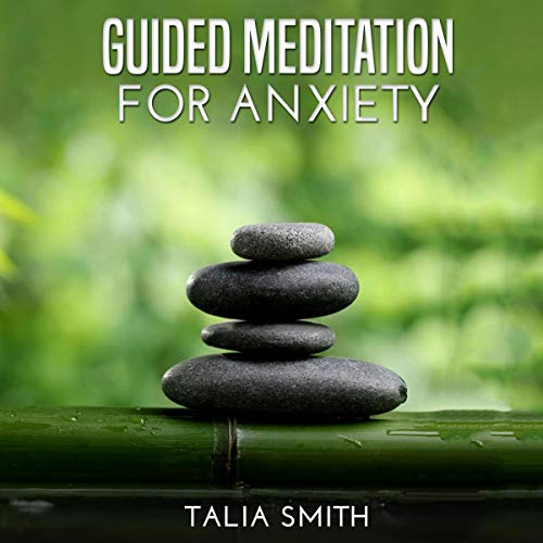 『Guided Meditation for Anxiety』のカバーアート