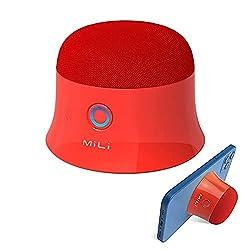 Se fixe n'importe où : en tant que haut-parleur Bluetooth magnétique innovant, le Mag-SoundMate peut se fixer à n'importe quelle surface métallique. Il est également livré avec 2 anneaux métalliques de sorte qu'il peut également être fixé sur des sur...