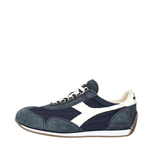 Diadora Heritage - Sneakers Equipe Stone Wash 12 per Uomo e Donna (EU 46)
