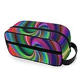 Candy Sweet Chakras Espiral Colorido Meditación Artículos de tocador de Viaje...