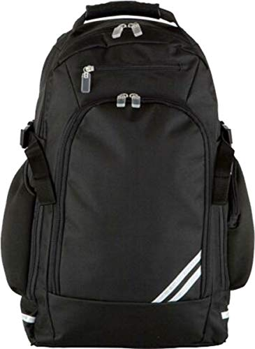 Eco Friendly Active BACKCARE Outdoor School Backpack Bag Navy 32L