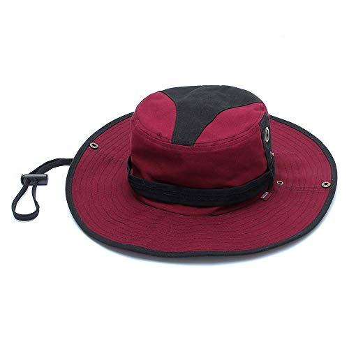 CattleBie Sombrero transpirable Gorra fresca Sombrero for el sol Sombrero de pescador Sombrero for montar a caballo al aire libre Tapa de visera Gorra de playa Sombrero de copa Sombrero de cop