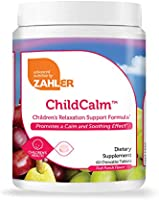 Zahler ChildCalm, Chewable Magnesium Calming and Relaxation Aid for Kids, Children's Calm Magnesium Supplement,...