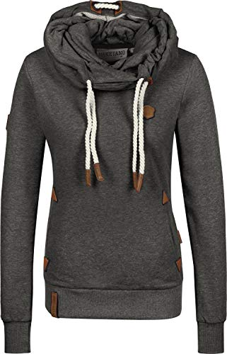 Naketano Damen Sweater Unterfickte Alte Sweater
