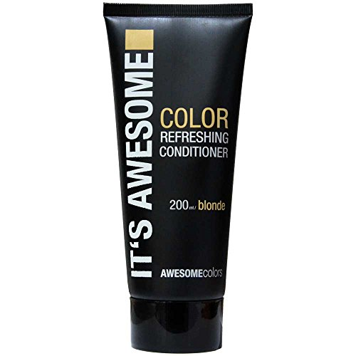 Awesome Colors Color Refreshing Conditioner Blonde, 200 ml