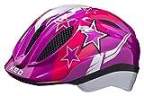 KED Meggy Helmet Kids 2019 Fahrradhelm, violet stars, XS | 44-49cm