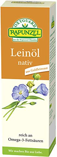 Rapunzel Bio Leinöl nativ (2 x 500 ml)