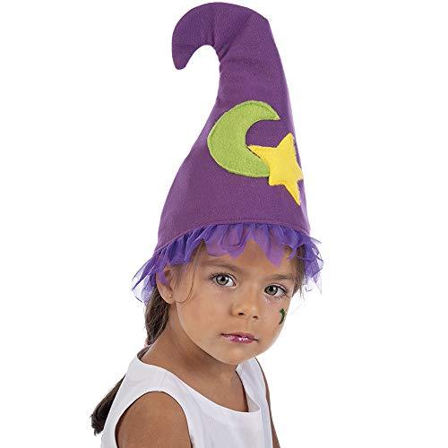 Costume Limit-Chapeau de sorcière nC271 (Neuf)
