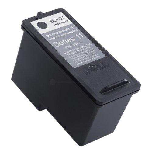 Dell KX701 Tintenpatrone für Tintenstrahldrucker, Standard-Kapazität, Schwarz