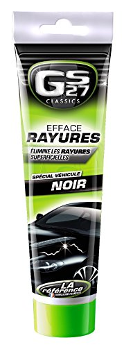 GS27 CL150151 Efface Rayures, Noir