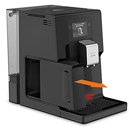 Krups-Intuition-Preference-Kaffeevollautomat-personalisierbare-LED-Beleuchtung-250-g-Bohnenbehaelter-23-L-Wassertank-35-Farb-Touchscreen-One-Touch-Cappuccino-Funktion-Schwarz