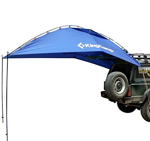 KingCamp タープ テント 車用 日よけテント 様々な車に対応 カーサイドタープ 単体使用可能 キャンプ テン...