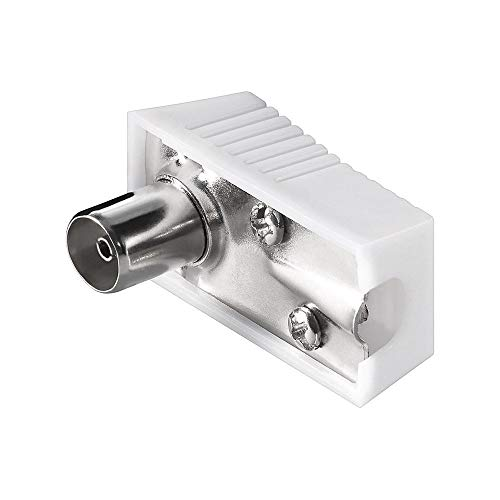 Preisvergleich Produktbild Koaxial Rechteck Kupplung 9.5 mm Schraubbefestigung