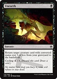 Wizards of the Coast Unearth - Masters 25