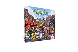 Schmidt Spiele CSG Quacks of Quedlinburg Game Family, Multicolour (B07KNH77DC)   Amazon price tracker / tracking, Amazon price history charts, Amazon price watches, Amazon price drop alerts