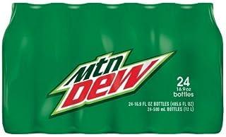 Mountain Dew - 24/16.9 oz. Bottles