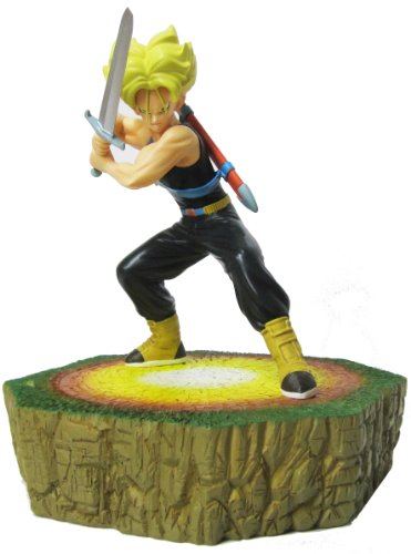 """Dragon Ball Z Limited Edition Vol. 1 Resin Statue - ~9"""" Future Trunks image"""