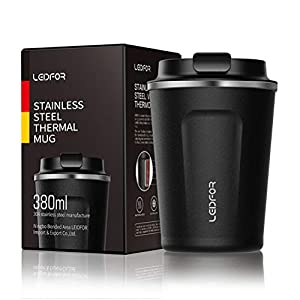 LEIDFOR Travel Mug