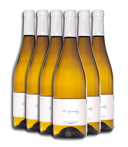 Vino Blanco Premiado - El Aprendiz - Bodega Leyenda del Páramo - Caja de 6 botellas de 75 cl.