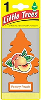Car Freshener 10319 Little Tree Air Freshener-Peach Peach