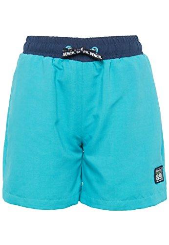 Bench Jungen Secret AOP Boardshort Badeshorts, Blau (Bluebird BL154), 104 (Herstellergröße: 3-4)