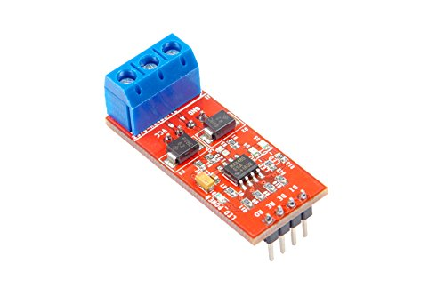NOYITO RS485 to TTL Signal Mutual Conversion Module for Arduino Overvoltage protectionWith Signal Indicator (5V)