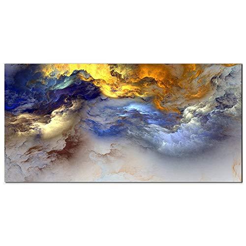 Schilderij Abstracte Kleuren Unreal Canvas Art Wall Art Schilderij Woonkamer Grote Home Decor Moderne muur Ophangende Kunst Gedrukt Artwork