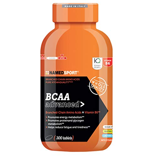 NAMED BCAA ADVANCED 300 CPR