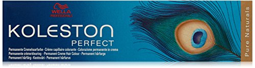 Wella Professionals Koleston Perfect Permanente CremeHaarfarbe, 7/ 0 mittel Blond, 1er Pack (1 x 60 ml)