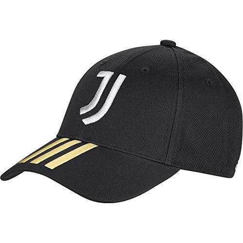 adidas Juventus Baseball 2020-2021 Cap Black-White-Pyrite
