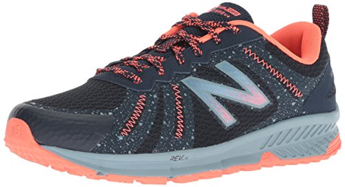 New Balance Women's 590 V4 Trail Running Shoe, Galaxy, 8.5 B US
