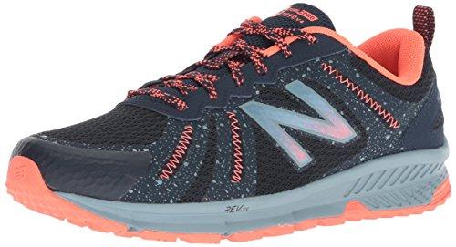 New Balance Women's 590v4 FuelCore Trail Running Shoe, Galaxy, 8 B US