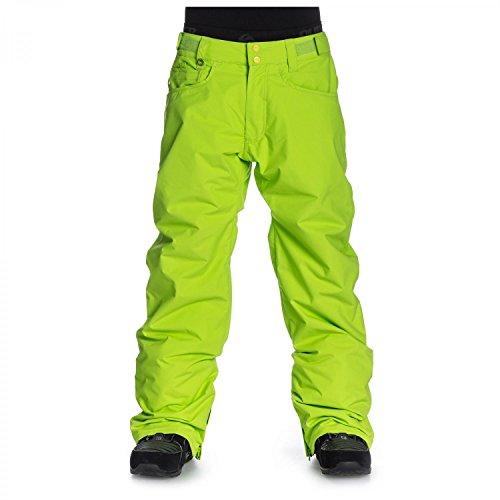 Quiksilver State 10K Pantalon Homme Lime Green FR : XXL (Taille Fabricant : XXL)